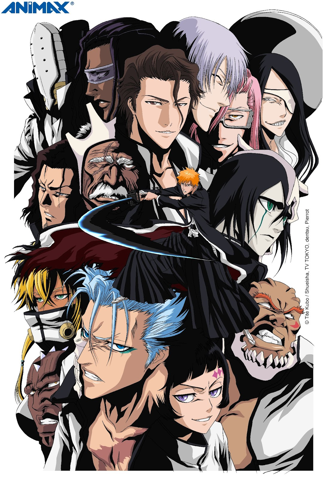 Bleach (Season 3) | AUGUST